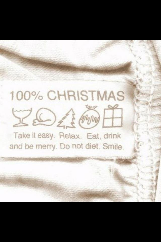 Best Christmas Labels Ever!